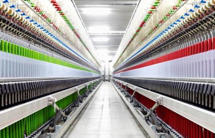 painting textile factories
